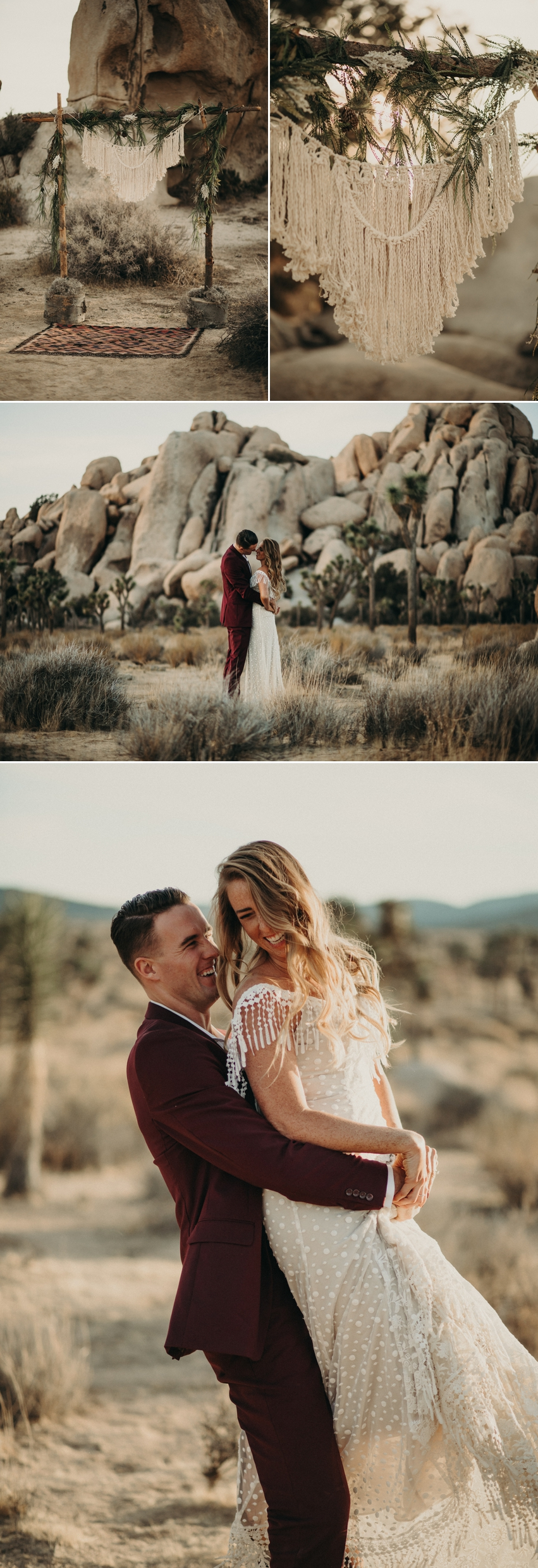 Joshua Tree Stylized Shoot