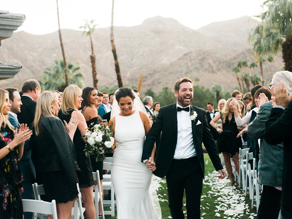 Wedding In Palm Springs