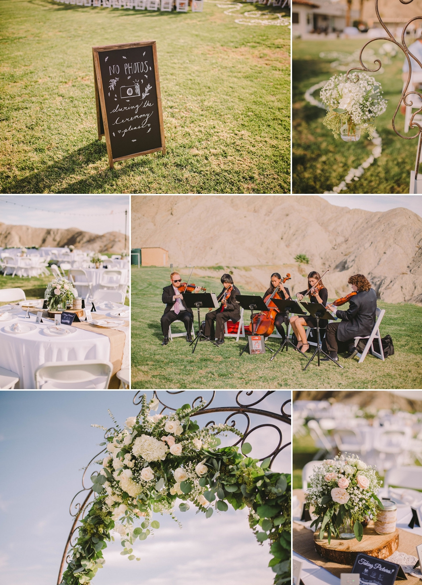 Andreas Oasis Thousand Palms Wedding