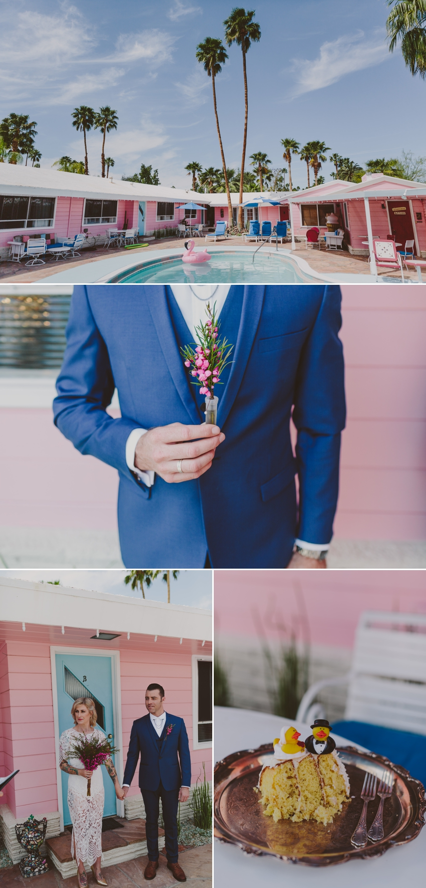 Coral Sands Inn Wedding