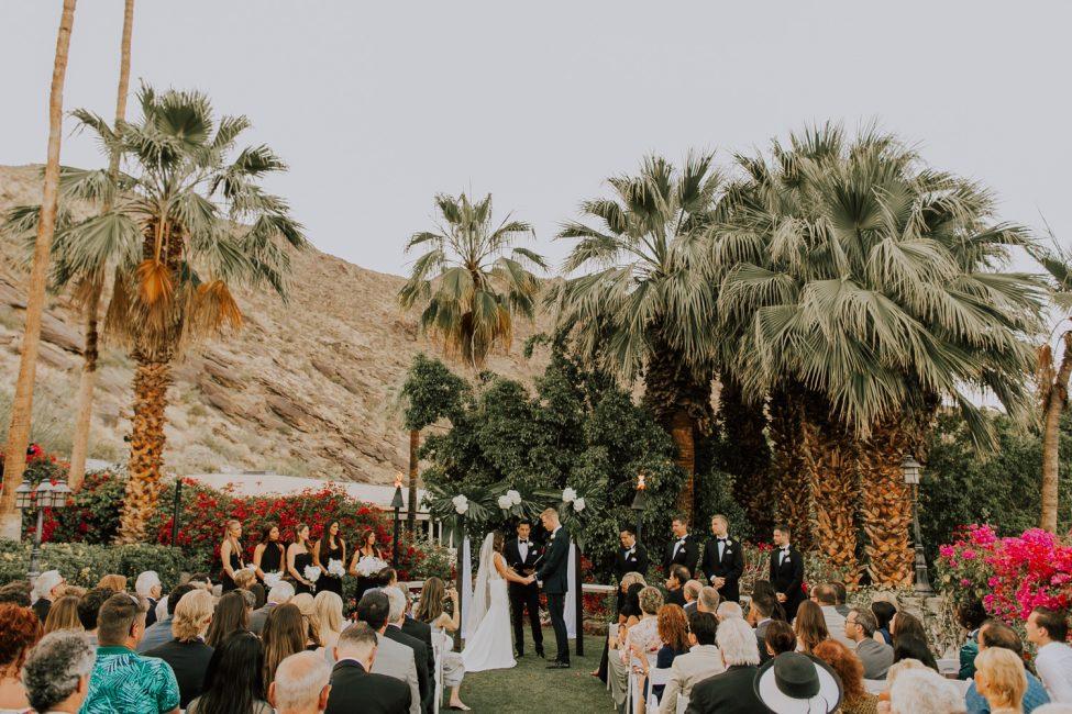 Wedding Ceremony Palm Springs