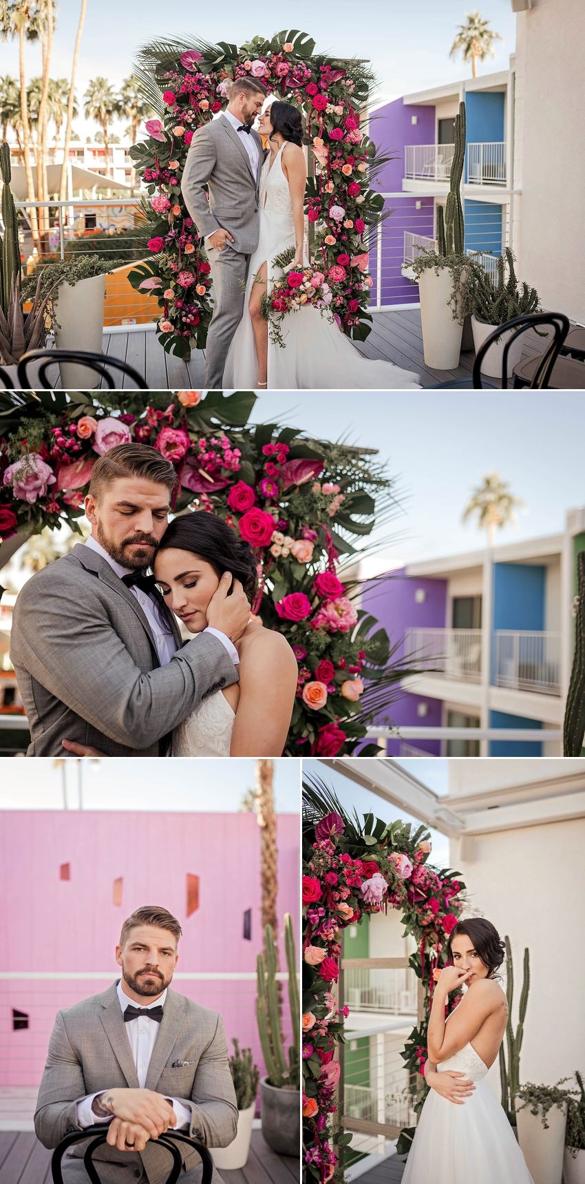 Sagauro Hotel Wedding